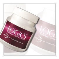 LOGICS LUMINOUS CREAM LIGHTENER