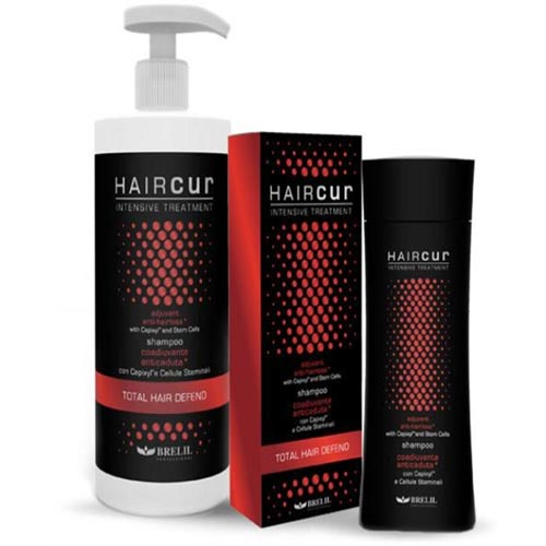 BRELIL: LINEA HAIR CUR ANTIFORFORA